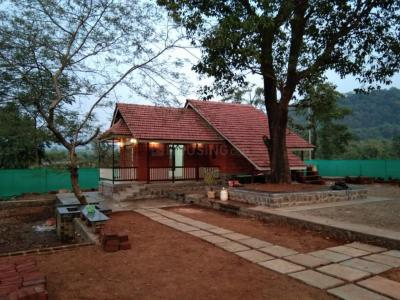 Gallery Cover Image of 1089 Sq.ft 1 RK Villa for buy in Pen for 3500000