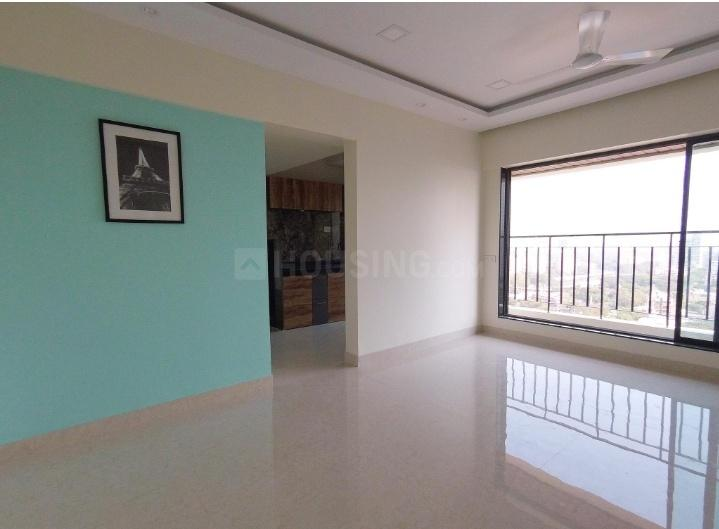 Living Room Image of 680 Sq.ft 1 BHK Apartment for rent in Lower Parel for 45000