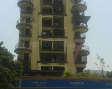 Gallery Cover Image of 1080 Sq.ft 3 BHK Apartment for rent in Kopar Khairane for 40000