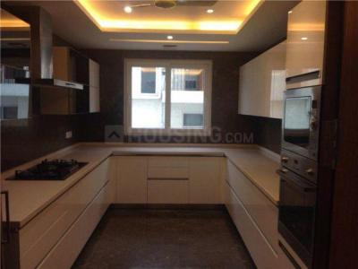 Gallery Cover Image of 2700 Sq.ft 4 BHK Independent Floor for rent in Hauz Khas for 85000
