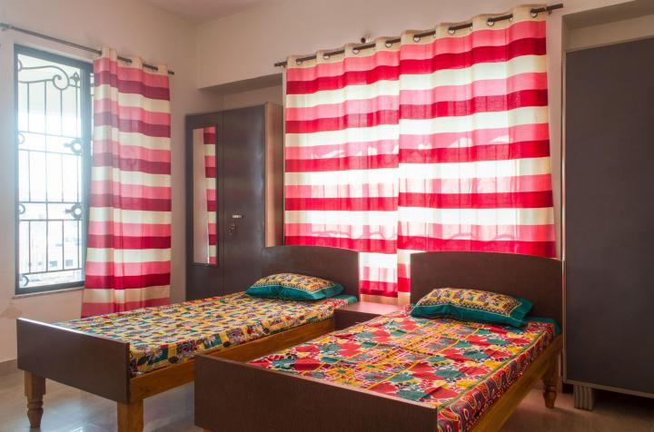 Bedroom Image of C-504, Spring Bloom in Ghorpadi