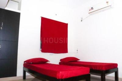 Bedroom Image of Gents/boys Urban Nest Luxury Paying Guest/hostel in Thoraipakkam