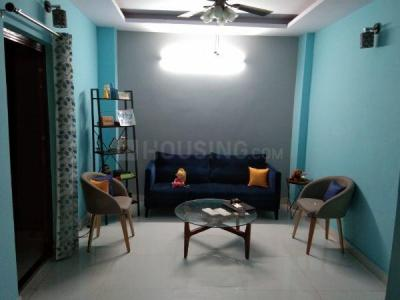 Gallery Cover Image of 900 Sq.ft 3 BHK Independent Floor for rent in Palam for 15000