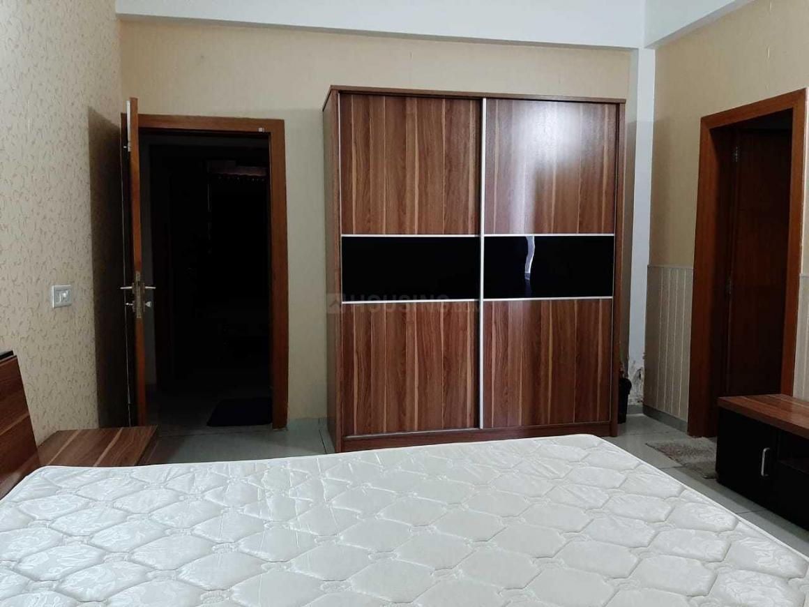 Bedroom Image of 4385 Sq.ft 4 BHK Apartment for rent in Bopal for 125000