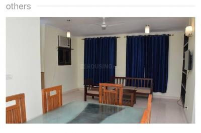 Gallery Cover Image of 1800 Sq.ft 3 BHK Independent Floor for rent in Hauz Khas for 54000