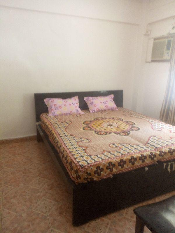 Bedroom Image of 600 Sq.ft 1 BHK Apartment for rent in Andheri West for 35000