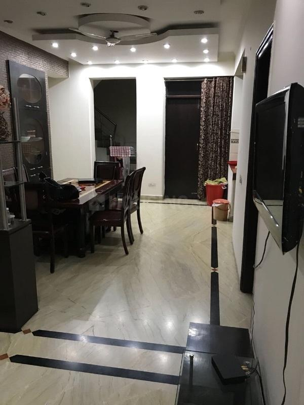 Living Room Image of 1500 Sq.ft 2 BHK Independent House for rent in Sushant Lok I for 36000