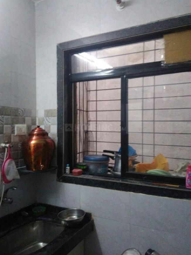 Kitchen Image of 990 Sq.ft 2 BHK Apartment for rent in Ghatkopar East for 47500