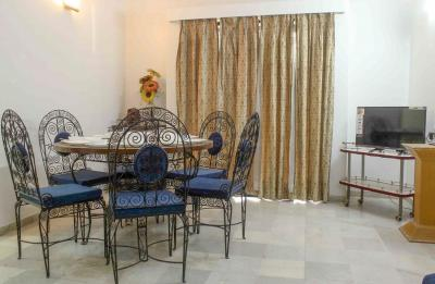 Dining Room Image of Flat No 4 Eastonia Palm Groves in Ghorpadi