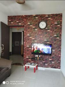 Gallery Cover Image of 580 Sq.ft 1 BHK Independent Floor for buy in Kasarvadavali, Thane West for 5500000