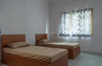 Bedroom Image of 3bhk (403) In Vamshi Resideny in Yousufguda