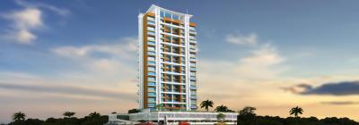 Gallery Cover Image of 1210 Sq.ft 2 BHK Apartment for buy in Belapur CBD for 15500000