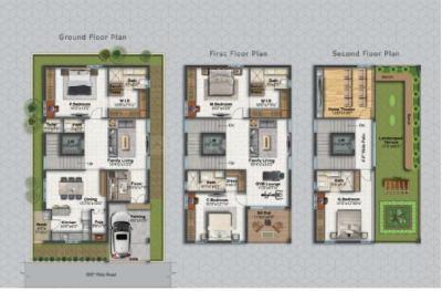 Gallery Cover Image of 3359 Sq.ft 4 BHK Villa for buy in Tukkuguda for 15000000