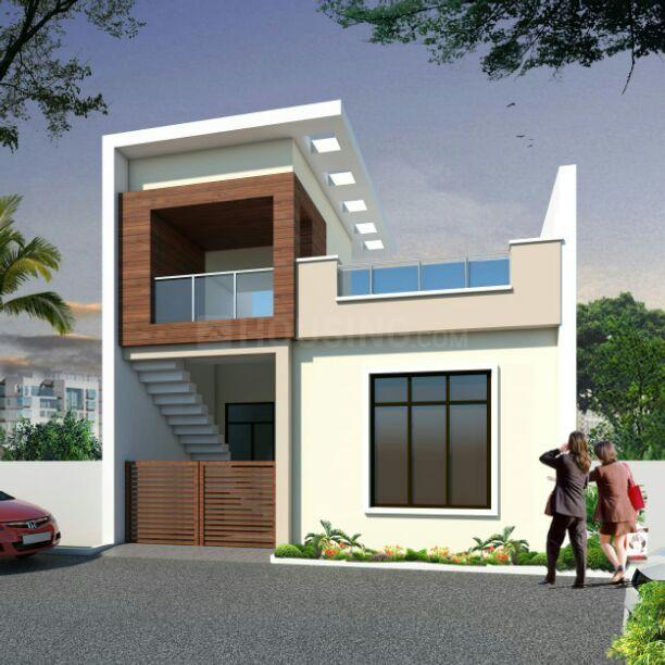 Building Image of 800 Sq.ft 2 BHK Independent House for buy in Gomti Nagar for 3300000