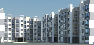 Gallery Cover Image of 530 Sq.ft 1 BHK Apartment for buy in 5P Shreeji Nirvana, Badlapur East for 2700000