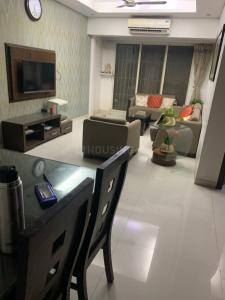 Gallery Cover Image of 1400 Sq.ft 3 BHK Apartment for rent in Khernagar, Bandra East for 75000