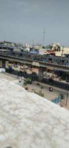 Balcony Image of PG For Girls N Boys in Dwarka Mor
