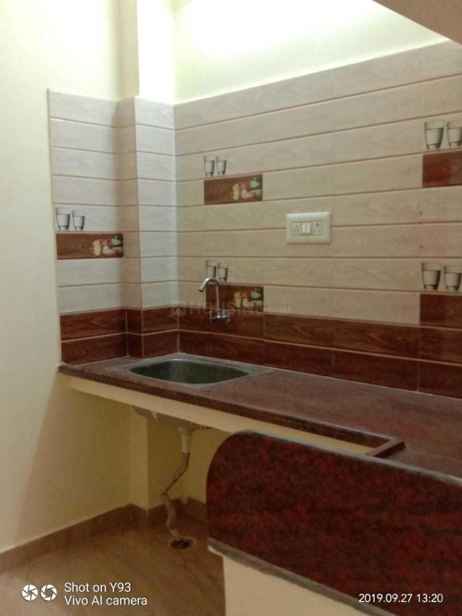 Kitchen Image of 344 Sq.ft 1 BHK Independent House for buy in Ayappakkam for 2700000