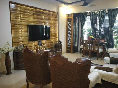 Gallery Cover Image of 1550 Sq.ft 2 BHK Apartment for rent in Sanpada for 45000