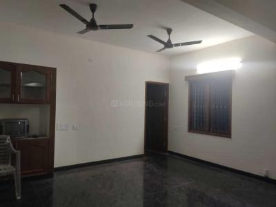 Gallery Cover Image of 550 Sq.ft 1 BHK Independent House for rent in Perungudi for 14000