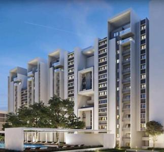 Gallery Cover Image of 608 Sq.ft 1 BHK Apartment for buy in Byrathi for 3500000