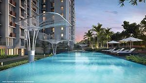 Gallery Cover Image of 1451 Sq.ft 3 BHK Apartment for buy in Godrej Urban Park, Powai for 29900000