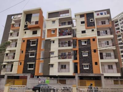 Gallery Cover Image of 1127 Sq.ft 2 BHK Apartment for buy in Kudlu for 5200000