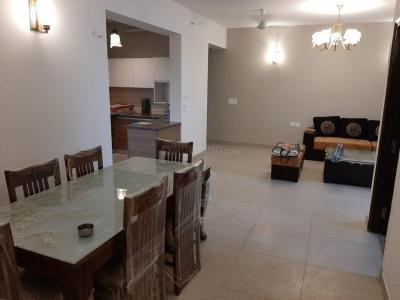 Gallery Cover Image of 1275 Sq.ft 2 BHK Apartment for rent in Mahagun Maple, Sector 50 for 18000