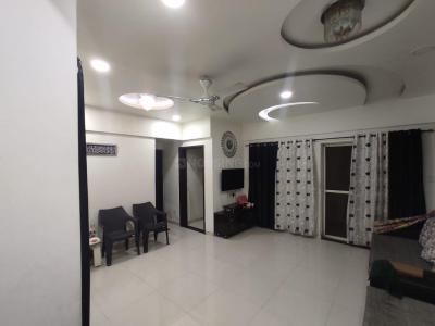 Gallery Cover Image of 1100 Sq.ft 2 BHK Apartment for rent in Bramha Skycity, Dhanori for 16500