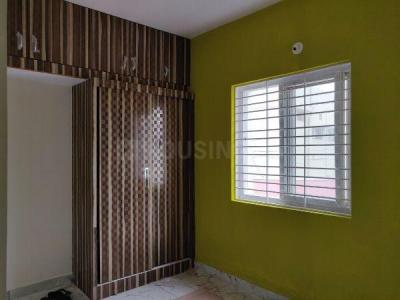 Gallery Cover Image of 500 Sq.ft 1 BHK Independent Floor for rent in Adugodi for 13500