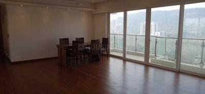Gallery Cover Image of 2300 Sq.ft 4 BHK Apartment for buy in Aurum Q Residences, Ghansoli for 25000000