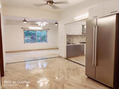 Gallery Cover Image of 1800 Sq.ft 3 BHK Apartment for rent in Indira Nagar for 50000