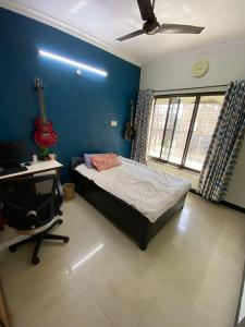 Gallery Cover Image of 1280 Sq.ft 3 BHK Apartment for rent in Army Co-operative Housing Society, Nerul for 50000