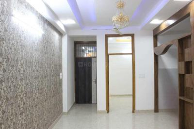 Gallery Cover Image of 1000 Sq.ft 2 BHK Independent Floor for rent in Om Builder Homz by Om Builders, Kala Patthar for 12000