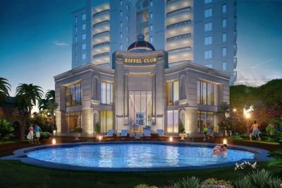 Gallery Cover Image of 1400 Sq.ft 2 BHK Apartment for buy in Eiffel Vivassa Estate Phase 1, Ahmamau for 5100000