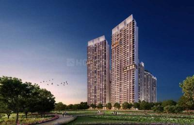 Gallery Cover Image of 940 Sq.ft 3 BHK Apartment for buy in Kalpataru Immensa, Thane West for 15900000