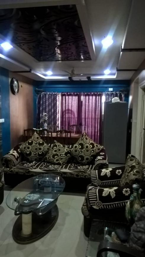 Living Room Image of 1473 Sq.ft 3 BHK Apartment for rent in Kukatpally for 35000