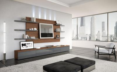 Gallery Cover Image of 645 Sq.ft 1 BHK Apartment for rent in Kalyan West for 9000