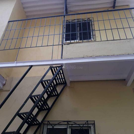 Building Image of 350 Sq.ft 1 BHK Independent House for rent in Thane East for 8000