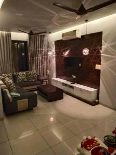 Hall Image of 1440 Sq.ft 2 BHK Apartment for buy in Samvaad Samanvay, Tragad for 7500000