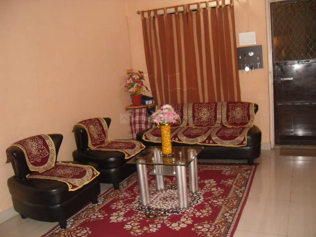 Living Room Image of 800 Sq.ft 2 BHK Independent House for buy in Pathardi Phata for 3500000