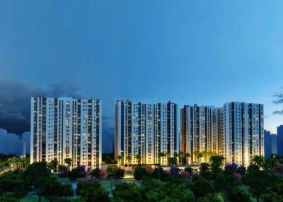 Gallery Cover Image of 869 Sq.ft 2 BHK Apartment for buy in Perungudi for 6169031