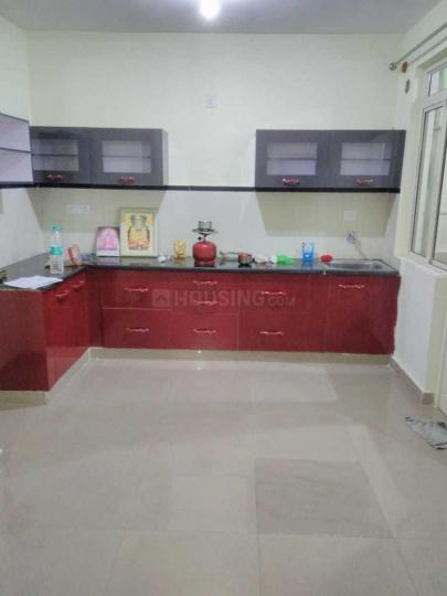 Kitchen Image of 1744 Sq.ft 3 BHK Apartment for rent in Kengeri Satellite Town for 15000