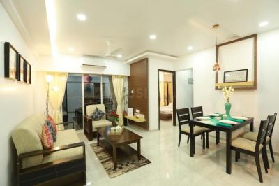 Gallery Cover Image of 950 Sq.ft 2 BHK Apartment for buy in Hiranandani Greenwood, Hiranandani Estate for 13000000