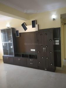 Gallery Cover Image of 1385 Sq.ft 3 BHK Apartment for rent in Jannapriya Green Wood, Chikbanavara for 14000