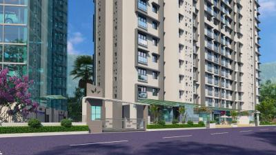 Gallery Cover Image of 600 Sq.ft 1 BHK Apartment for buy in Parijat Hill View, Borivali East for 8500000