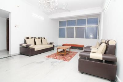Gallery Cover Image of 1500 Sq.ft 2 BHK Apartment for rent in Banjara Hills for 33600