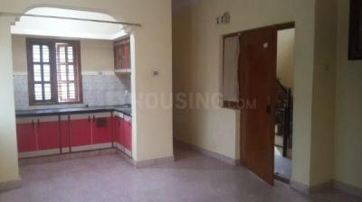Gallery Cover Image of 700 Sq.ft 1 BHK Independent Floor for rent in R. T. Nagar for 10000