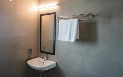 Bathroom Image of PG In Sector 124 Noida For Boys, Girls & Couples in Sector 124