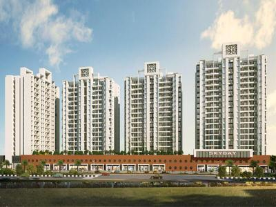 Gallery Cover Image of 1545 Sq.ft 3 BHK Apartment for buy in Saarrthi Skybay, Hinjewadi for 7900000